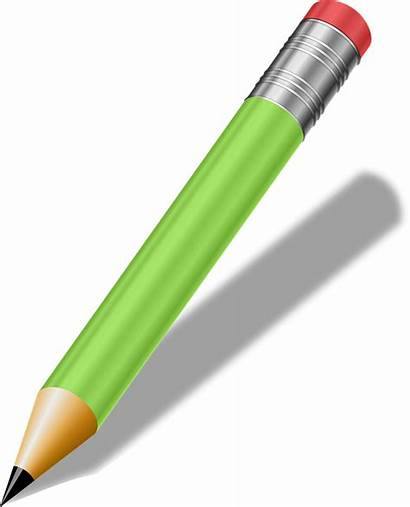 Pencil Writing Tools Pixabay Supplies Graphic