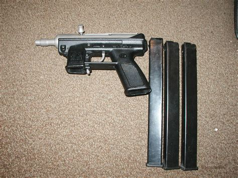 Intratec Tec-9 W/3 50 Round Mags For Sale
