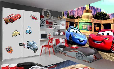 chambre garcon cars décoration chambre garcon cars