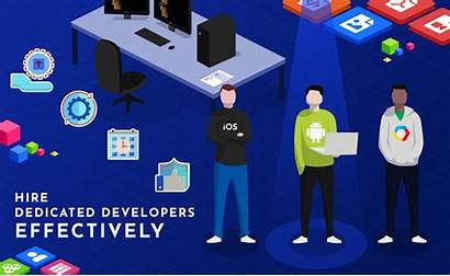 Dedicated Developers Hire Company Effectively Syntactics Mascot