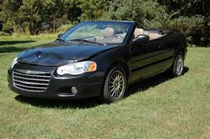 Purchase Used 2004 Chrysler Sebring Convertible Minor Body
