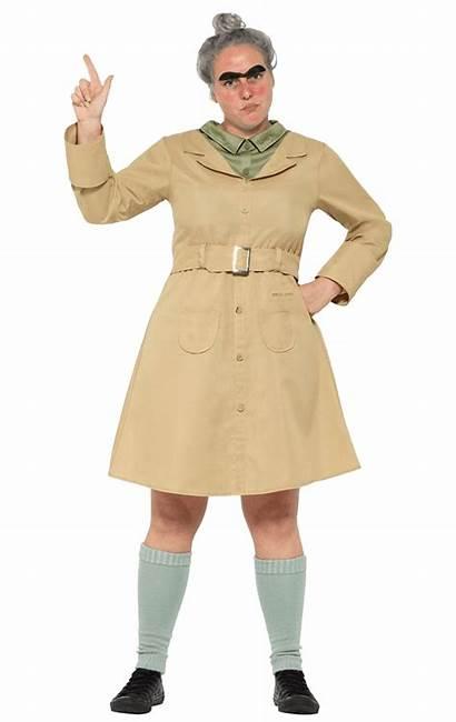 Costume Trunchbull Miss Costumes Adult Matilda Teachers