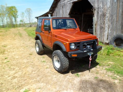 Ebay Suzuki Samurai by 88 Suzuki Samurai On Ebay 1 6 Locked Expedition Portal