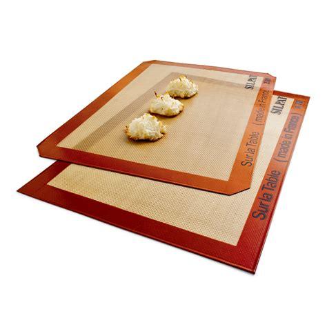 mat baking parchment paper silicone versus food myrecipes sur table silpat prevent cooking chopper courtesy