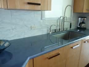 blue countertop kitchen ideas blue kitchen countertops ideas quicua
