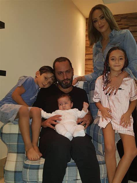 featured mum sally hajjar cryosave arabia  family