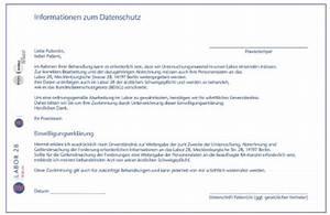 Einverständniserklärung Datenweitergabe Arzt : anforderungsformulare und probenentnahmematerialien labor 28 ~ Themetempest.com Abrechnung