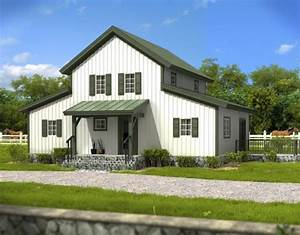 Small House Plan Designs For Farm And Barn Cottages