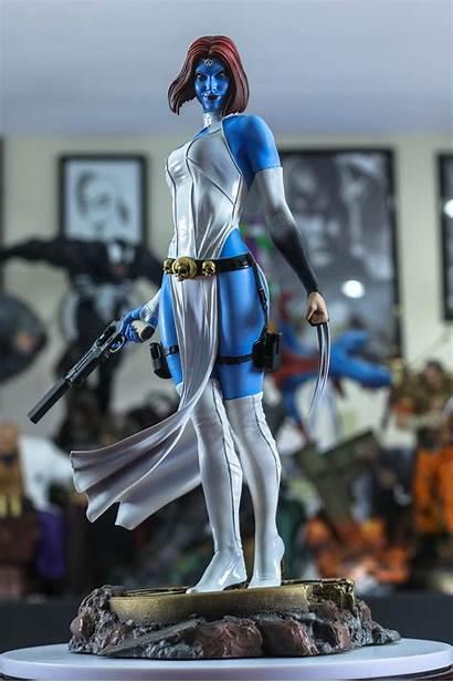 Sideshow Mystique Figure Premium Format Statue Exclusive