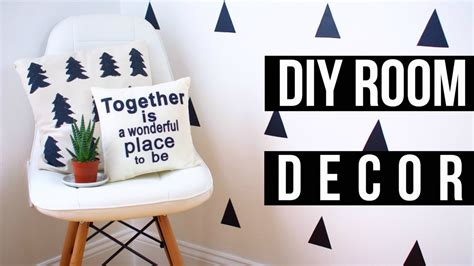 Easy Diy Pinterest Room Decor! 2016