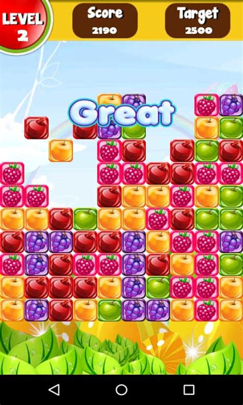 king app fruit crush king for android
