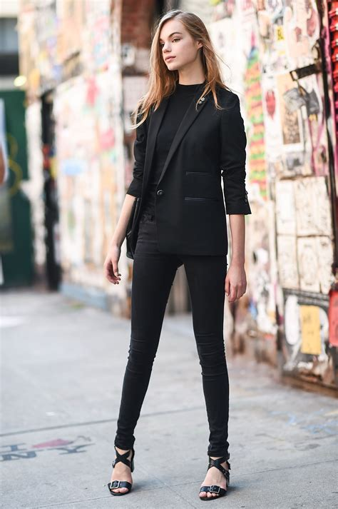 Street Style Girls Nyfw That Will Give You Serious
