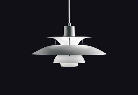 ph  pendant light designed  poul henningsen