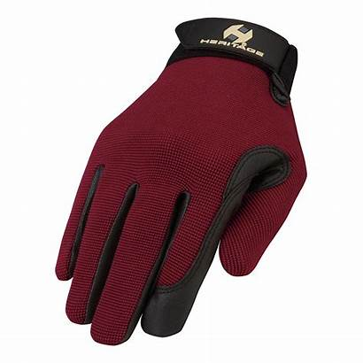 Glove Performance Gloves Riding Dark Heritage