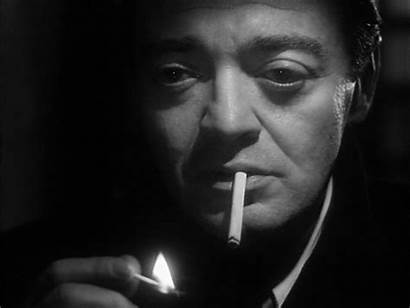 Lorre Peter Cigarette Film Gifs Smoking Shed