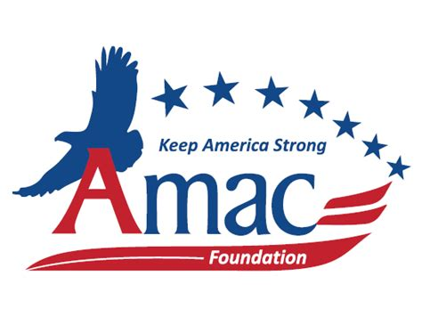 Amac Logo by Amac Foundation To Present Seminar On Aging With Benefits