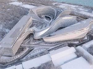 Zaha Hadid Architektur : pritzker preis 2013 und architekten die die moderne architektur pr gen ~ Frokenaadalensverden.com Haus und Dekorationen