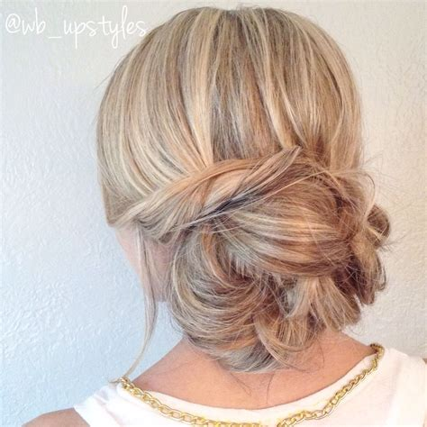 undone updo wbupstyles hair styles bridesmaid hair side bridesmaid hair updo side