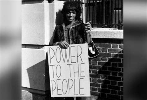 Black trans lives matter: Marsha P. Johnson cumpliría ...