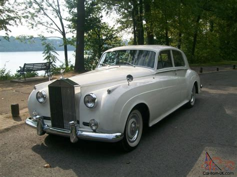 1961 Rolls Royce Silver Cloud Ii, V8, Air Conditioning