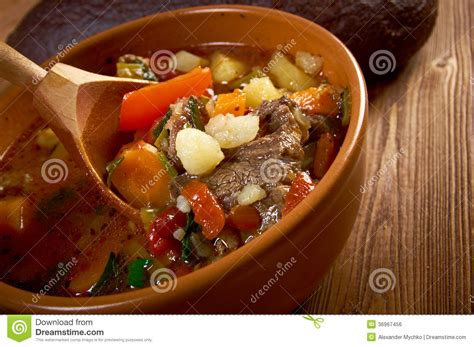 cuisine allemand eintopf plat allemand traditionnel de cuisine image