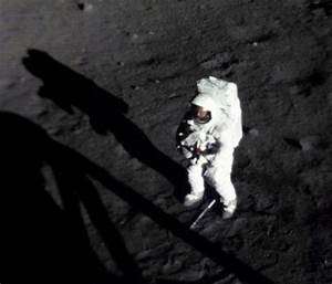 One Small Step for Man …Credit: NASA/Andy Chaikin ...