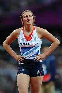 Holly Bleasdale Pictures - Olympics Day 10 - Athletics ...