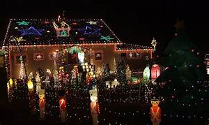 30 absolutely beautiful christmas decorations from around With outdoor lighting ocala fl
