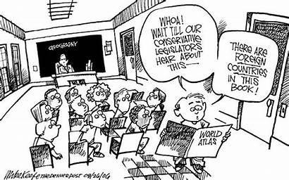 Geography Cartoons Class Cartoon Comic Strips Strip