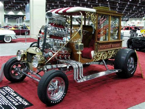 wacky custom show rods pt  hot rod network