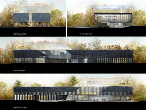 Architecture Elevations  Saucier + Perrotte Architects