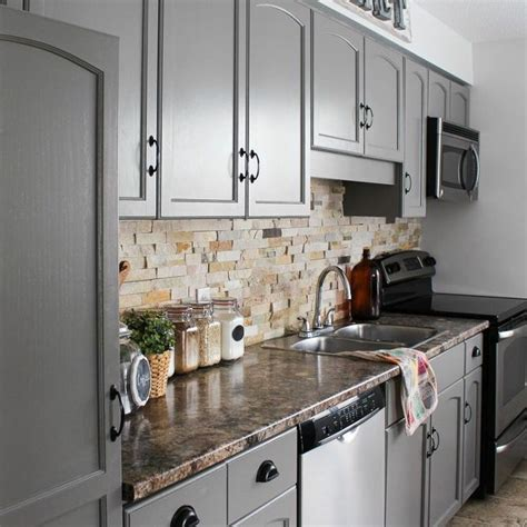 kitchen cabinet makeover hometalk