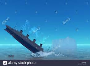 Cruise Ship Sinking 2017 by The Rms Titanic Ship Of History Goes Down To The Ocean