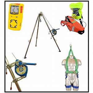 Confined Space Entry Kit Package