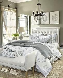 37, Impressive, White, Bedroom, Design, Ideas