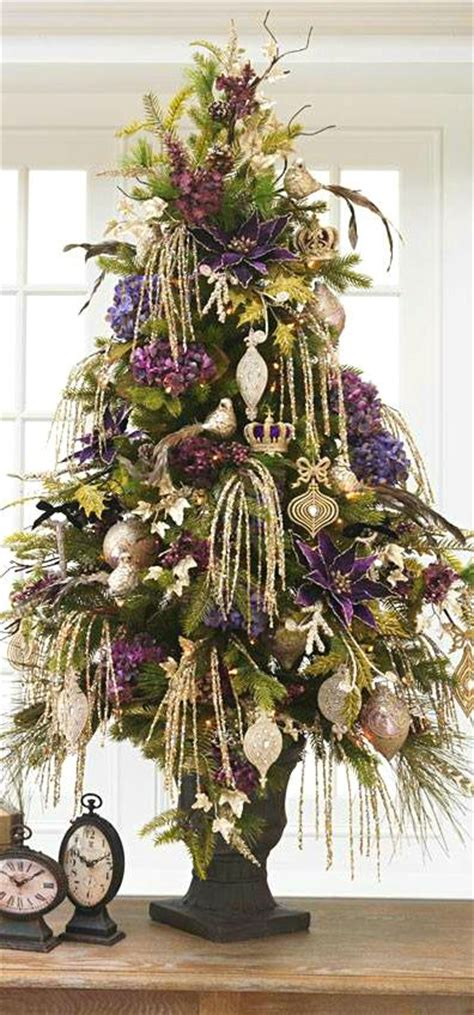 tabletop christmas trees 35 beautiful table top tree decorations