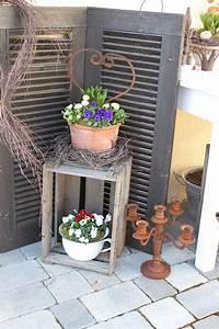Deko Hauseingang Frühling : herzbluad m rz 2012 ~ Orissabook.com Haus und Dekorationen