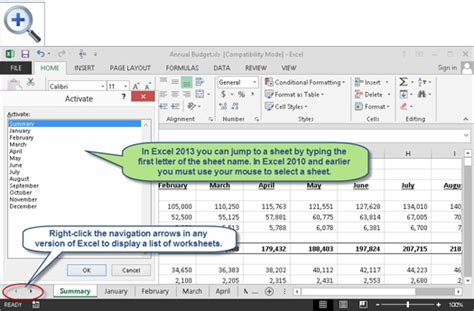 tabs in excel 2010 disappeared how to enable the what to do when excel worksheet tabs go missing chris memo