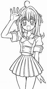 Dessin Manga Fille Robe Blog De Lucy Constellation Page 3