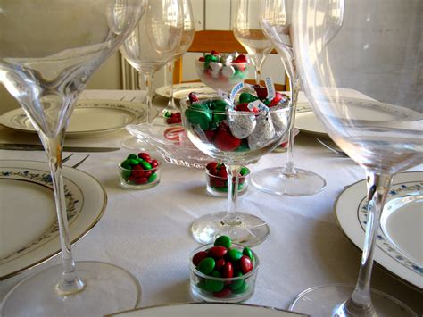 easy decorations 4 easy table decorations six twists