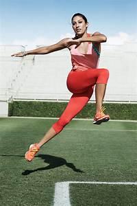 Nike Women Presents: U.S. National Team Striker Christen ...