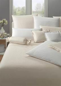 Standard Bettwäsche Größe : bettw sche elegante milano 2356 wei ~ Orissabook.com Haus und Dekorationen