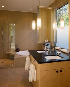 Impressive black granite countertops bathroom decorating