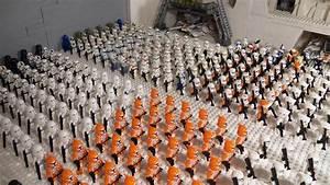 LEGO STAR WARS Clone Army 2015 | HD - YouTube
