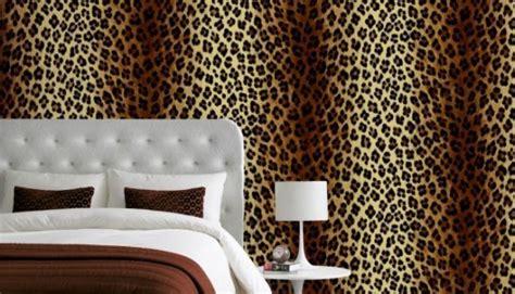Animal Wallpaper Bedroom