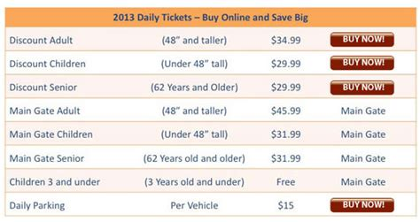 elitch gardens tickets elitch gardens coupons and savings opportunities for 2013
