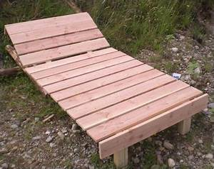 Holz Bauplan De : sonnenliege aus holz bauen bauanleitung liegestuhl kippbar aus holz bauplan gartenideen ~ Frokenaadalensverden.com Haus und Dekorationen