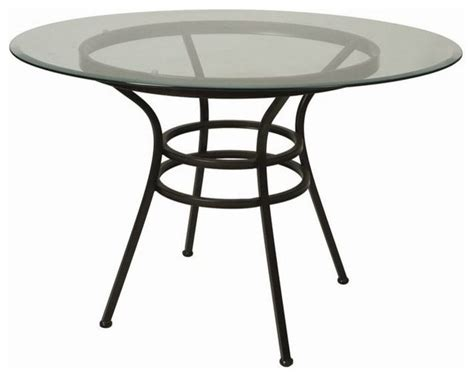 30 inch round glass table top pastel furniture westport 30 inch round table w glass top
