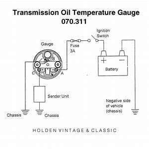 Autometer Temp Gauge Wiring Diagram