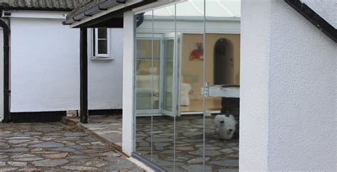 frameless glass doors sunseeker doors